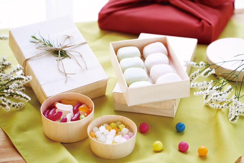 気軽に楽しむ、新しい和風食品箱 「ふぁるかたボックス」